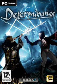 Okładka Determinance (PC)
