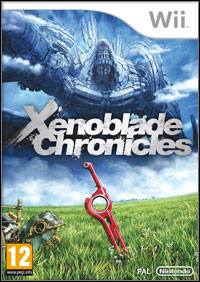 Okładka Xenoblade Chronicles (Wii)