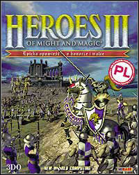 Okładka Heroes of Might and Magic III: The Restoration of Erathia (PC)