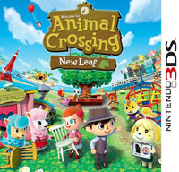 Okładka Animal Crossing: New Leaf (3DS)