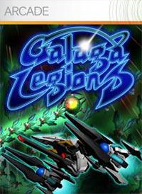 Okładka Galaga Legions (X360)