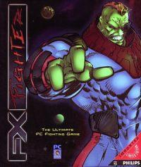 Okładka FX Fighter (PC)