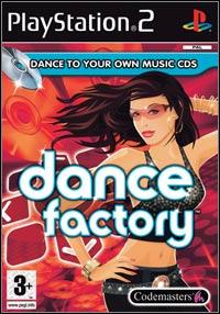 Okładka Dance Factory (PS2)