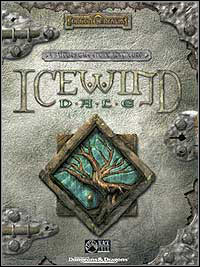 Icewind Dale (PC cover