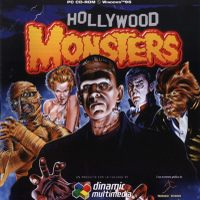 Game Box for Hollywood Monsters (1997) (PC)