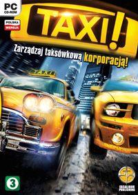 Okładka Taxi! (PC)