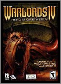 Okładka Warlords IV: Heroes of Etheria (PC)