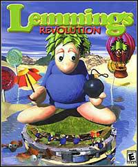 Okładka Lemmings: Revolution (PC)