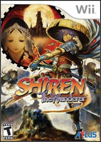 Okładka Shiren the Wanderer (Wii)