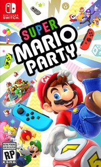 Game Box for Super Mario Party (Switch)