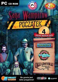 Okładka Vampire Saga: Break Out (PC)