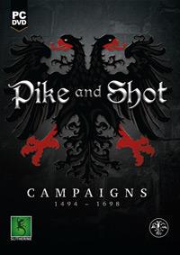 Okładka Pike and Shot: Campaigns 1494-1698 (PC)