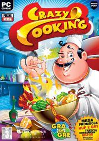 Okładka Crazy Cooking (PC)