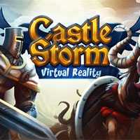 Game Box for CastleStorm VR (PS4)