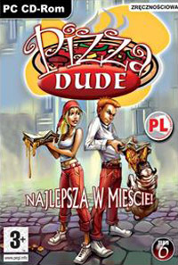 Okładka Pizza Dude: Special Delivery (PC)