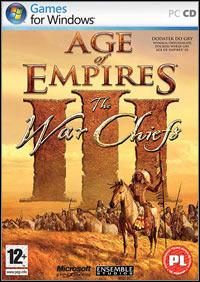 Okładka Age of Empires III: The WarChiefs (PC)