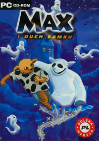 Okładka Max i duch zamku (PC)