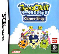 Game Box for Tamagotchi Connection: Corner Shop (NDS)