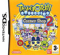 Game Box for Tamagotchi Connection: Corner Shop 2 (NDS)