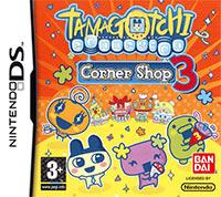 Okładka Tamagotchi Connection: Corner Shop 3 (NDS)