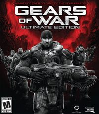 Game Gears of War: Ultimate Edition (XONE) cover