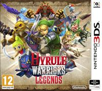 Game Hyrule Warriors (WiiU) cover