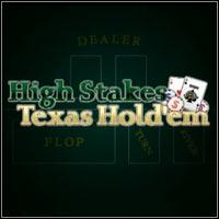 Okładka High Stakes Texas Hold 'Em (NDS)