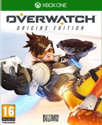 Game Overwatch (PC) cover