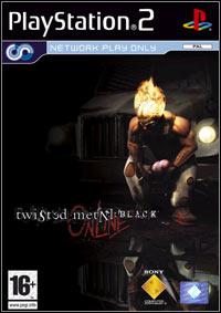 Okładka Twisted Metal: Black Online (PS2)