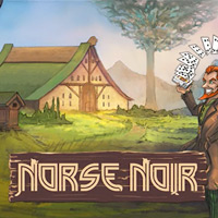 Norse Noir: Loki's Exile (PC cover