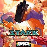 Okładka Starr Mazer (PC)