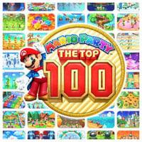 Okładka Mario Party: The Top 100 (3DS)