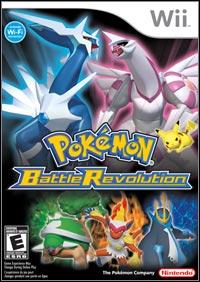 Game Box for Pokemon Battle Revolution (Wii)