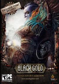 Okładka Black Gold (PC)