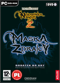 Okładka Neverwinter Nights 2: Mask of the Betrayer (PC)