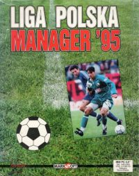 Okładka Liga Polska Manager '95 (PC)