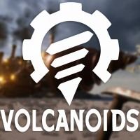 Game Box for Volcanoids (PC)