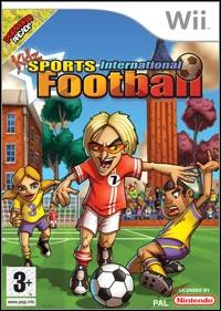 Okładka Kidz Sports International Soccer (Wii)