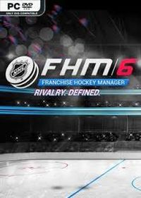 Game Box for Franchise Hockey Manager 6 (PC)