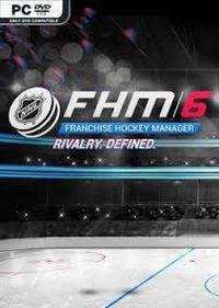 Okładka Franchise Hockey Manager 6 (PC)