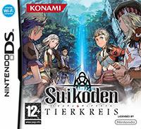 Game Box for Suikoden Tierkreis (NDS)