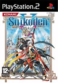 Okładka Suikoden V (PS2)