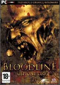 Okładka Bloodline (PC)