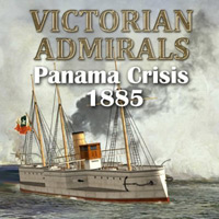 Game Box for Victorian Admirals: Panama Incedent (PC)