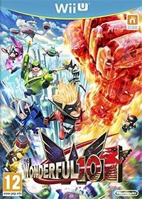 Okładka The Wonderful 101 (WiiU)