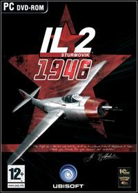 Okładka IL-2 Sturmovik: 1946 (PC)