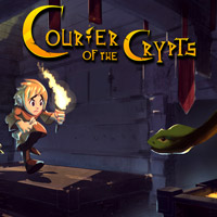 Okładka Courier of the Crypts (PC)