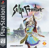 Okładka SaGa Frontier (PS1)