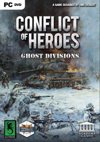 Okładka Conflict of Heroes: Ghost Divisions (PC)