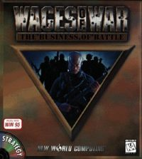Okładka Wages of War: The Business of Battle (PC)